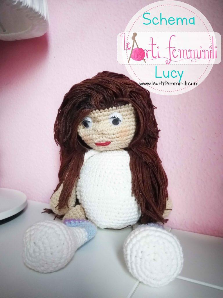 Beautiful doll amigurumi pattern 1 (4) - free cross stitch ... | 1024x768