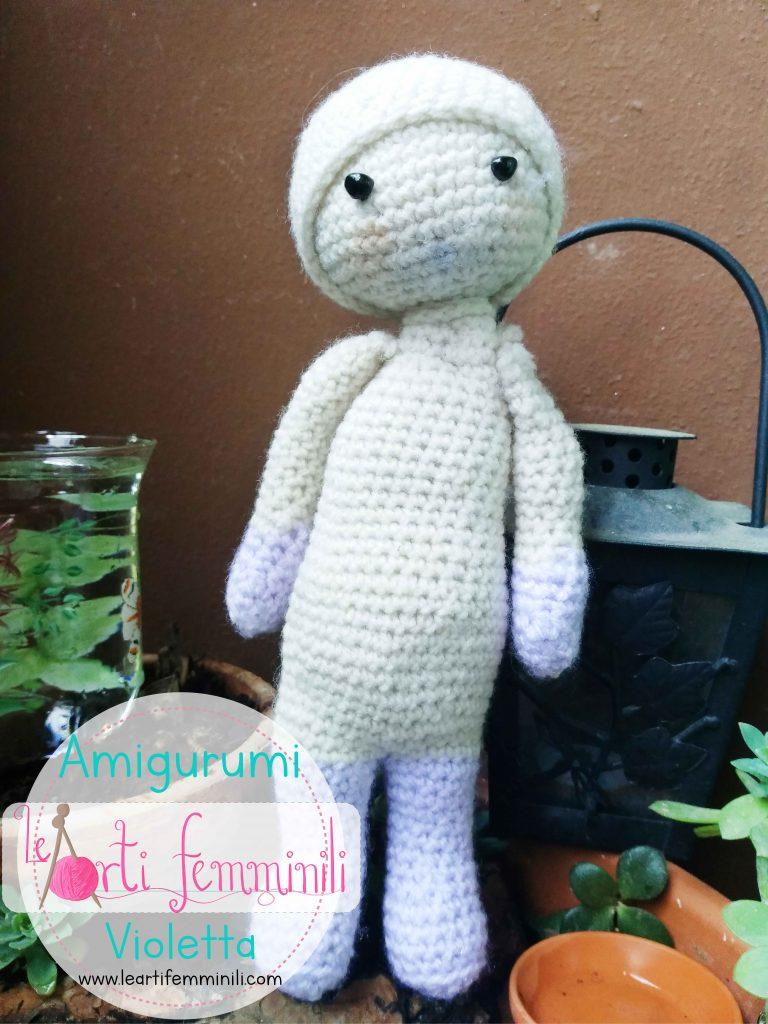 Amigurumi la bambola Molly - Amigurumi Gratis Free | 1024x768